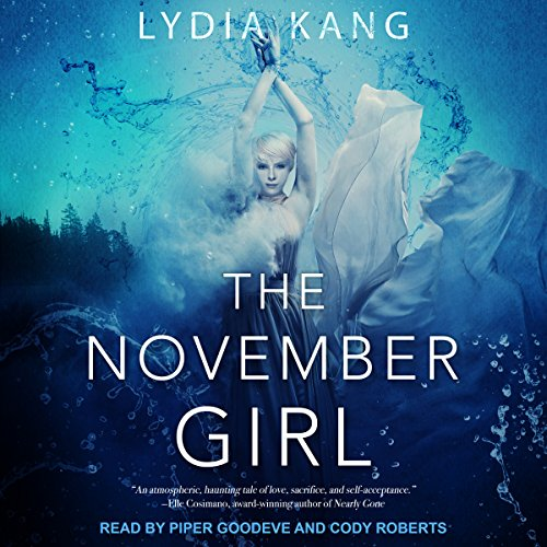 The November Girl audiobook cover art