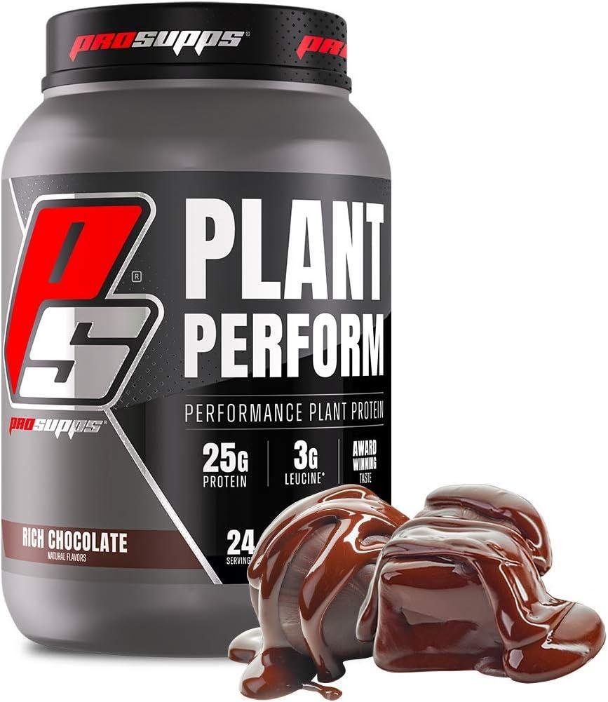 通販 ProSupps Plant Perform Based Improves Protein Perfo 即納最大半額 Powder