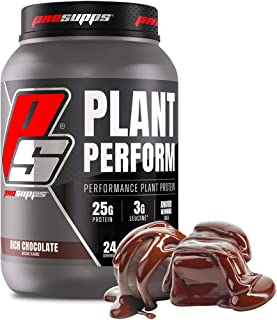 ProSupps® Plant Perform, Performance Plant Protein, Rich Chocolate, 24 Servings