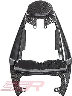(2006-2012) Triumph Daytona 675 675R Carbon Fiber Fibre Rear Passenger Pillion Seat Tail Fairing Section