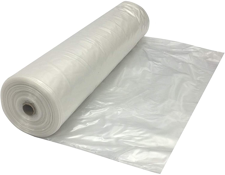 Farm 注文後の変更キャンセル返品 Plastic Supply - Clear Sheeting 特価キャンペーン mil 4 4' 200 x