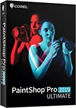 PaintShop Pro 2019 Ultimate - Photo Editing & Bonus Collection - Amazon Exclusive [PC Disc] [Old Version]