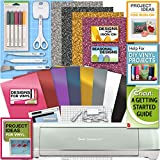 Cricut Explore Air 2 Machine Bundle Iron On Vinyl Pack Tools Pen...