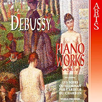 Debussy: Complete Piano Works - Vol. 2