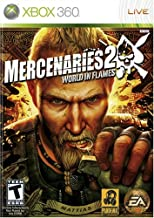 Mercenaries 2: World in Flames - Xbox 360 (Renewed)
