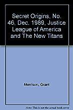 Secret Origins, No. 46, Dec. 1989, Justice League of America and The New Titans