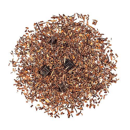 Rotbusch Bourbon Vanilla Tee Bio - Rooibos Aus Südafrika - Roibusch Kräutertee - Long Cut lange lose Blätter 100g
