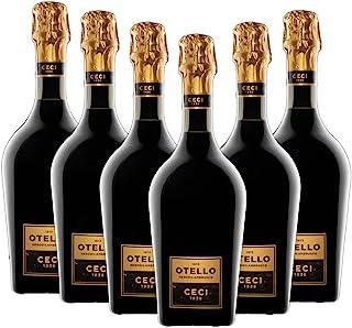 6 bt x 0,750 l - Emilia IGT Nero di Lambrusco Otello Cantine Ceci