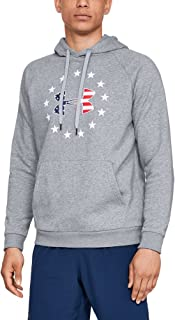 Men's Freedom Rival Fleece logo hoodie