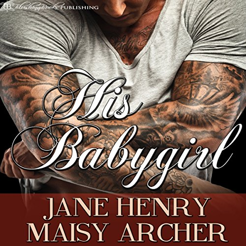 His Babygirl audiobook cover art