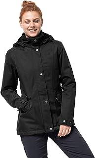 Jack Wolfskin Park Avenue Jacket Women's Waterproof Insulated Rain Jacket