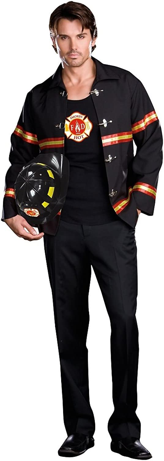 comprar descuentos Costumes For All Occasions RL6550XX RL6550XX RL6550XX 2X-Large Smokin Hot Fire Dept Male (accesorio de disfraz)  Envíos y devoluciones gratis.
