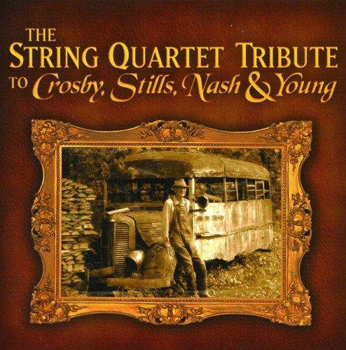 String Quart Tribute to Crosby