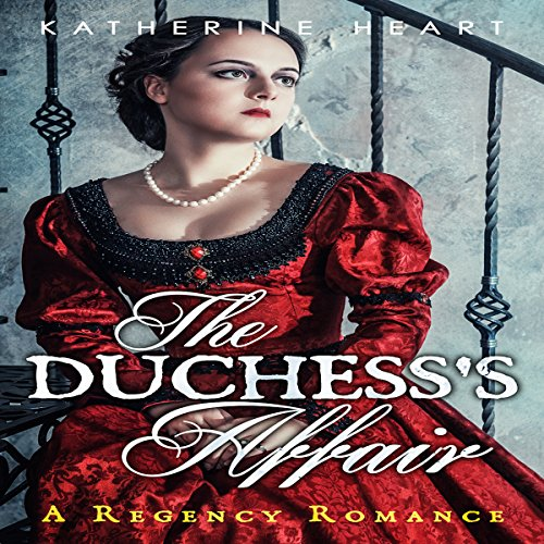 The Duchess's Affair audiobook cover art