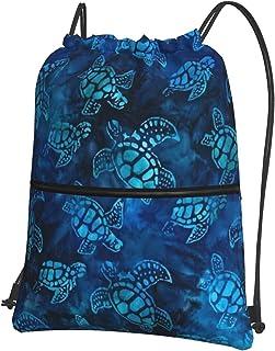 الرباط حقائب الرياضة حقيبة الصالة الرياضية للماء للنساء الرجال ضوء الرسم سلسلة سحاب الظهر شاطئ السفر الحقيبة