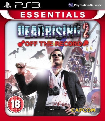 Dead Rising 2: Off The Record Essentials (PS3) [Edizione: Regno Unito]