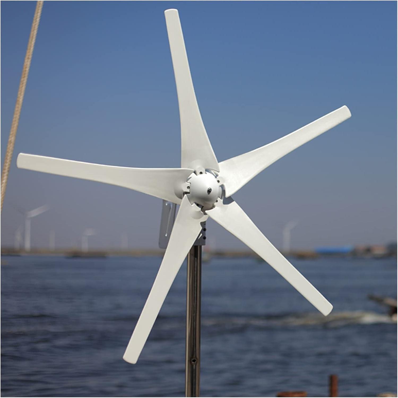YHMY Wind Generator Kit Max 59% OFF 400W AC12 24V Gene Blades Limited price 5 Turbine