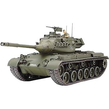 タミヤ 1/35 タミヤ・イタレリシリーズ No.28 ドイツ連邦軍 戦車 M47 パットン プラモデル 37028
