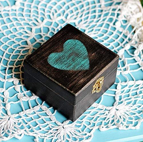 ring box wedding ring box ring bearer box engagement ring box proposal ring box ring bearer wooden ring box rustic ring box custom ring box