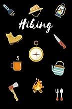 Hiking: Hiking Equipment List Book