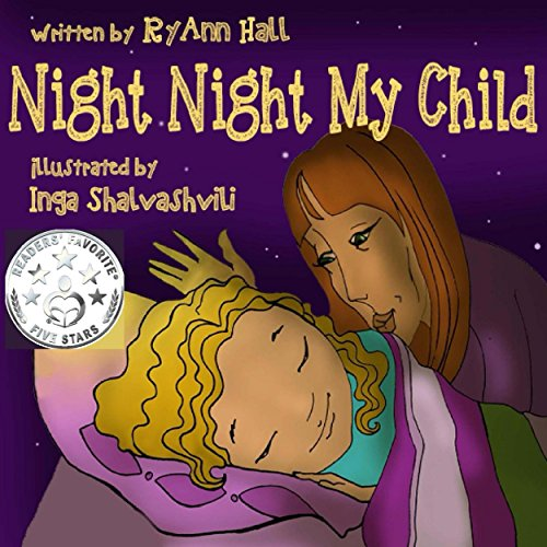 Night Night My Child audiobook cover art