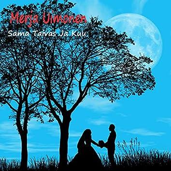 Sama taivas ja kuu