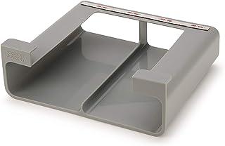 Joseph Joseph 85177 CupboardStore Plastic Wrap, Foil and Bag Cabinet Organizer - Gray