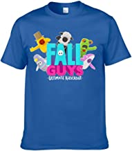 saozi Fall Guys Ultimate Knockout T-Shirt for Mens