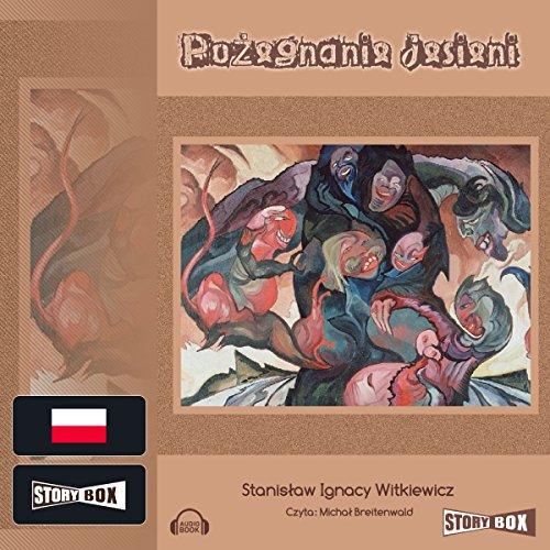 Pożegnanie jesieni audiobook cover art