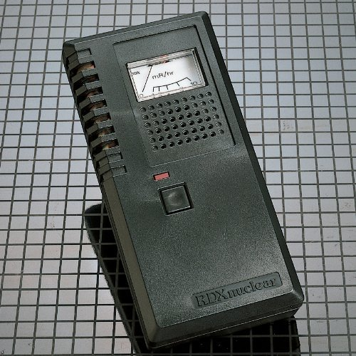 Industrial Test Systems Portable Geiger Counter