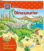 WAS IST WAS Junior Band 3. Dinosaurier: Was sind Dinosaurier? Waren sie gefaehrlich? Warum sind sie ausgestorben?
