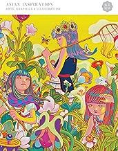 Asian Inspiration: Art, Graphics and Illustration