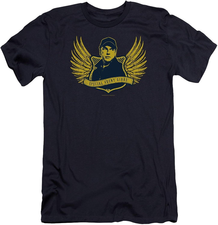 NCIS  Mens Go Navy Premium Slim Fit TShirt