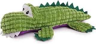 Zanies Corduroy Croc Dog Toy