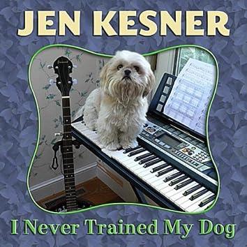 I Never Trained My Dog