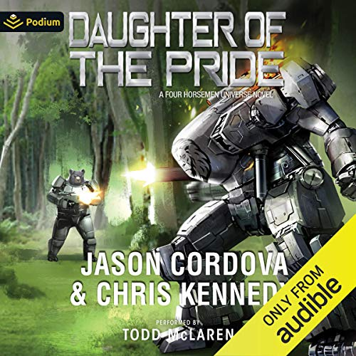 Daughter of the Pride cover art