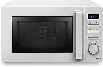 Silva-Homeline MWG-E 20.6 - Microondas (36 cm, 700 W, 20 litros, grill de 1000 W, plato giratorio de 25,5 cm de diámetro)