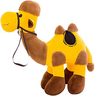 Camel Stuffed Animal Small Plush Toys Super Soft Plush Toy Pillow Pet Animal Pillow Pal Buddy Stuffed Animals Ping Panda Child Girl Baby Accompany Sleeping Animal Toys Gift No Lint