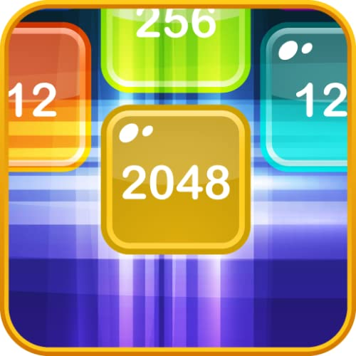 2048 Shoot - Number Merge Block Puzzle Game free