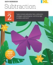 IXL | Grade 2 Subtraction Math Workbook | Fun Math Practice for Ages 7-8, 112 pgs