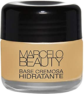 Base Cremosa, Marcelo Beauty, Bege Natural