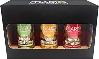 Mario Camacho Specialty Stuffed Olives Gift Box
