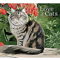 LANGウォールカレンダー 2020 LOVE OF CATS