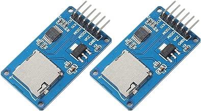 2pcs Micro SD Card Module Storage Board 6-pin TF Card Memory Adapter Reader Module SPI Interface fit Arduino
