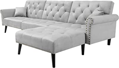 3 Part Sectional Mid Century Hollywood Regency Couch Sofa and Coffee Table 7051 SHIPPING NOT INCLUDED please ask for a shipping quote