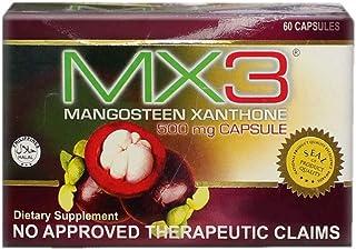 MX3 Mangosteen Capsule (2 Boxes)