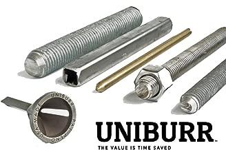 Uniburr 1816 Plus Deburring Tool Bit, Small