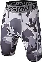 Gladiolus Herren Shorts Fitness Running Hose Compression Tights Shorts Sport Shorts Funktionswäsche Pants