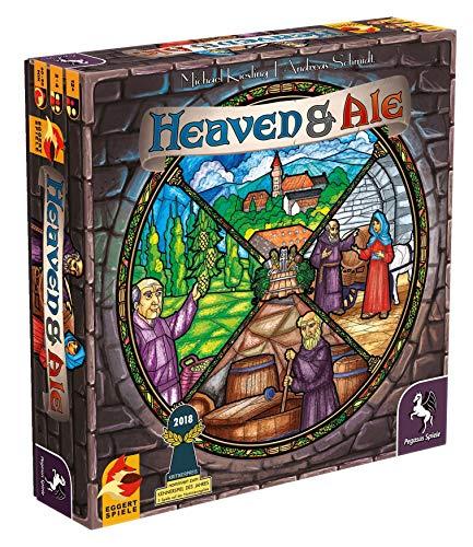 Pegasus Spiele 54544G - Heaven und Ale (eggertspiele)