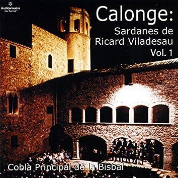 Calonge: Sardanes de Ricard Viladesau - Vol. 1